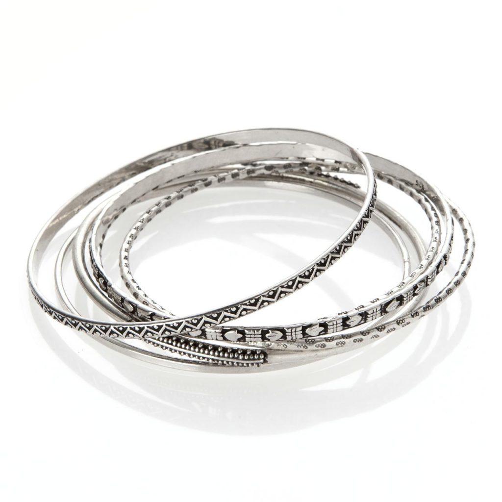 Brățări  de argint