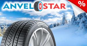 La AnveloStar sunt cele mai bune anvelope de iarnă