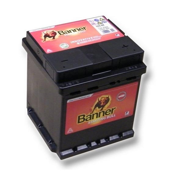 Baterie auto banner de calitate