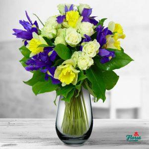 Florărie online care oferă buchete de flori de primăvară deosebite