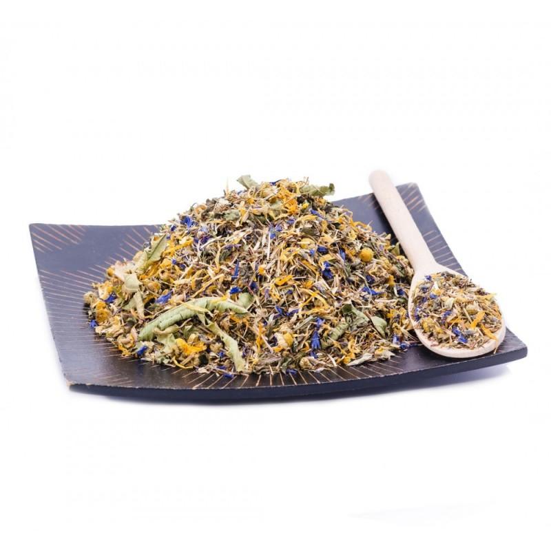 Am descoperit plăcerea de a bea ceai de plante