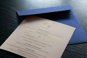 3 pasi importanti in alegerea invitatiei de nunta